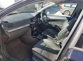 Vauxhall Astra, 2007 (07) Black Hatchback, Manual Diesel, 108,000 miles