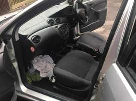 Ford Focus, 2004 (04) Silver Hatchback, Manual Diesel, 16,000 miles