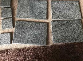 Granite table mat and coasters