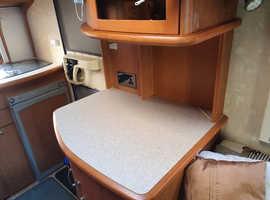 Bessacarr  E410 Motorhome 2 berth 2004