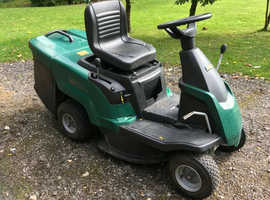 Atco 27m ride on mower similar model selling for £2000 see photo 2