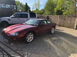 Jaguar Xk8, 1999 (T) Red Sports, Automatic Petrol, 94,500 miles