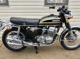 Up for sale is this 1973 CB750 in the original and excellent running condition