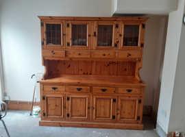 Living room cabinet dresser