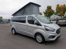 FORD CUSTOM MISANO BY WELLHOUSE LWB 130PS 6 SPEED AVAILABLE TO PRE ORDER.