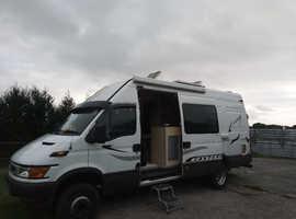 Iveco daily campervan