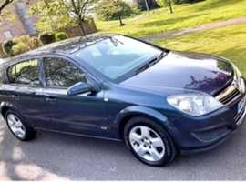 Vauxhall Astra, 2007 (07), Manual Petrol, 52,000 miles