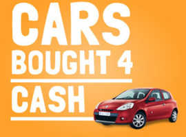 QUALITY CARS WANTED FOR CASH