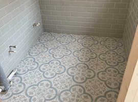 Wall & Floor Tiling Services