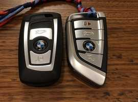 Bmw keys service f21 4 series 3 series f20 f30,f31 x3 x5 320d 120d 316 116 318d moblie servies available