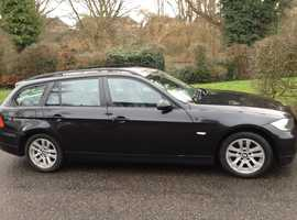 BMW 320 SE DIESEL ESTATE 1 OWNER SINCE 2011 MOT 6 MONTHS LOTS OF SERVICE HISTORY LEATHER
