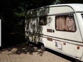 Swift 4 Berth Lightweight caravan Delivery Possible