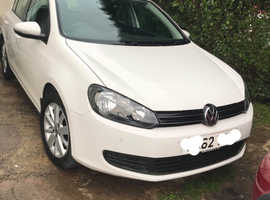 Volkswagen Golf tdi, 2012 (62) Diesel, Low mileage