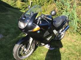 BMW K1200RS BLACK