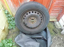 ford mondeo spare wheel and bag