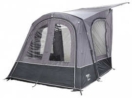 Vango Air Rapide 250 II Awning - As New Used twice only. Easy put up, great extra space Inflatable