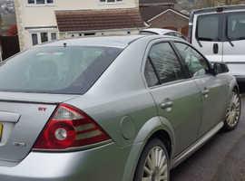 Ford Mondeo, 2007 (07) Silver Hatchback, Manual Diesel, 200,000 miles