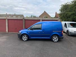 VW Caddy 1.6 tdi blue motion