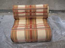 Brand New Brown/yellow single Caravan and Campervans Cushions