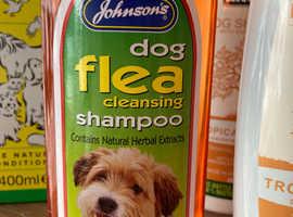 Johnson's Flea Shampoo For Dogs