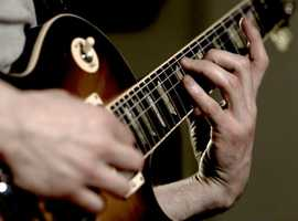 Expert Guitar Tuition Available