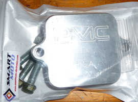 honda hornet smog block of plates 2002 to 2008