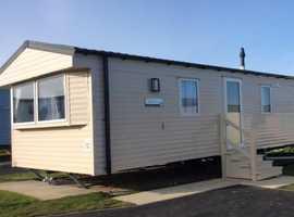 2 Bedroom Caravan in Northumberland