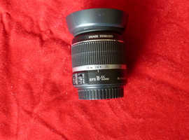 Canon EFS 18 - 55mm f.3.5/5.6 IS Lens