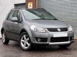 Suzuki SX4 1.5 GLX Very Tidy SX4 in Metallic Grey with Fabulous Service History