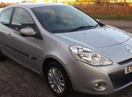 Renault Clio, 2010 (10) Silver Hatchback, Manual Petrol, 67,000 miles