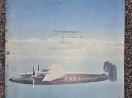 1949  ` The Aeroplane ` magazine , rare