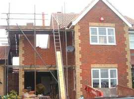 Building and construction property refurbished