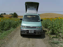 Mazda bongo (campervan) & Trailer Location Southern Spain (21600)