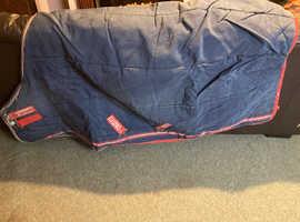 5 foot Rhino turnout rug