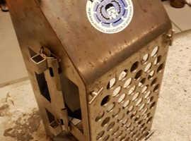 Box for Inspiration rebreather nirosta like Alibox
