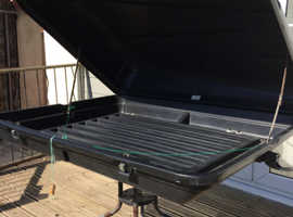 Roof Box to Rent