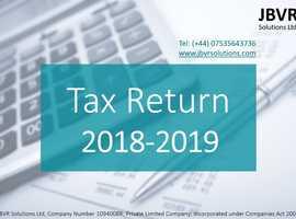 TAX RETURN 2018-2019