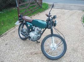 Honda CB125S J 1978