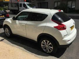 2013 Nissan Juke Acenta Premium Dci, 59050 miles, 1.5 diesel, manual