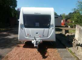 Elddis Xplore 402 tourer caravan for sale