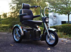TGA SUPERSPORT 8MPH MOBILITY SCOOTER TRIKE