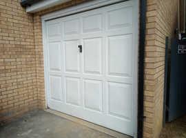 Up and Over Garage door excellent working order !!!!!
