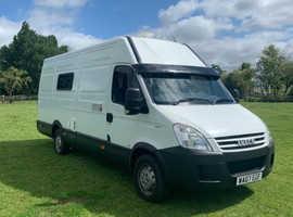 Ford Iveco Camper Van
