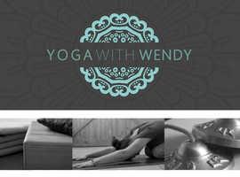 Yoga with Wendy (BWY & Yoga Alliance Accredited)