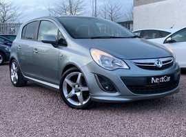 2011 Vauxhall Corsa 1.4 SRI, Very Low Mileage Example