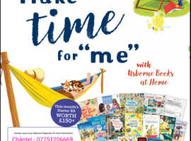 Work from home with Usborne Books at Home