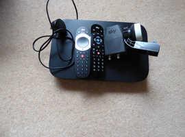 Sky-Q satellite box