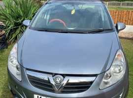 Vauxhall Corsa, 2008 (08), Manual Diesel, 119,668 miles