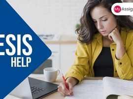 Online Thesis Help United Kingdom | Thesis Help UK