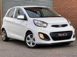 Kia Picanto 1.0 One Why Buy New?....Save £000's, Genuine 14,000 Miles Only